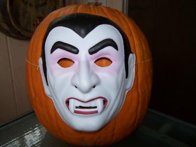 Vamp pumpkin