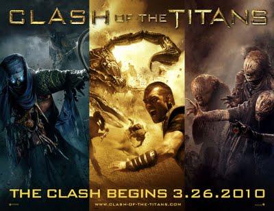 Clash of the Titans Remake