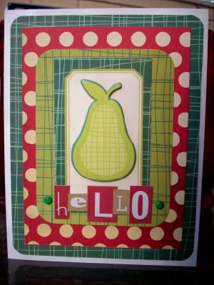 Hello_pear