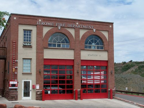 Jerome fire dept