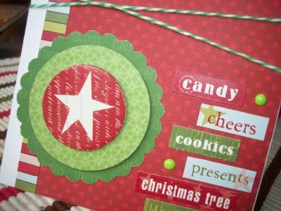 Xmas card 1 close up
