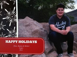 2011 xmas card