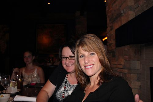 Sue & me