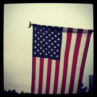 Flag 4th