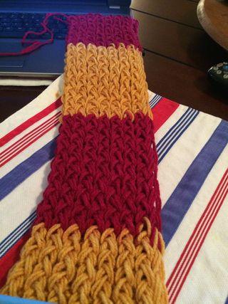 49er scarf